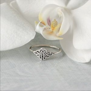 Celtic Knot Ring
